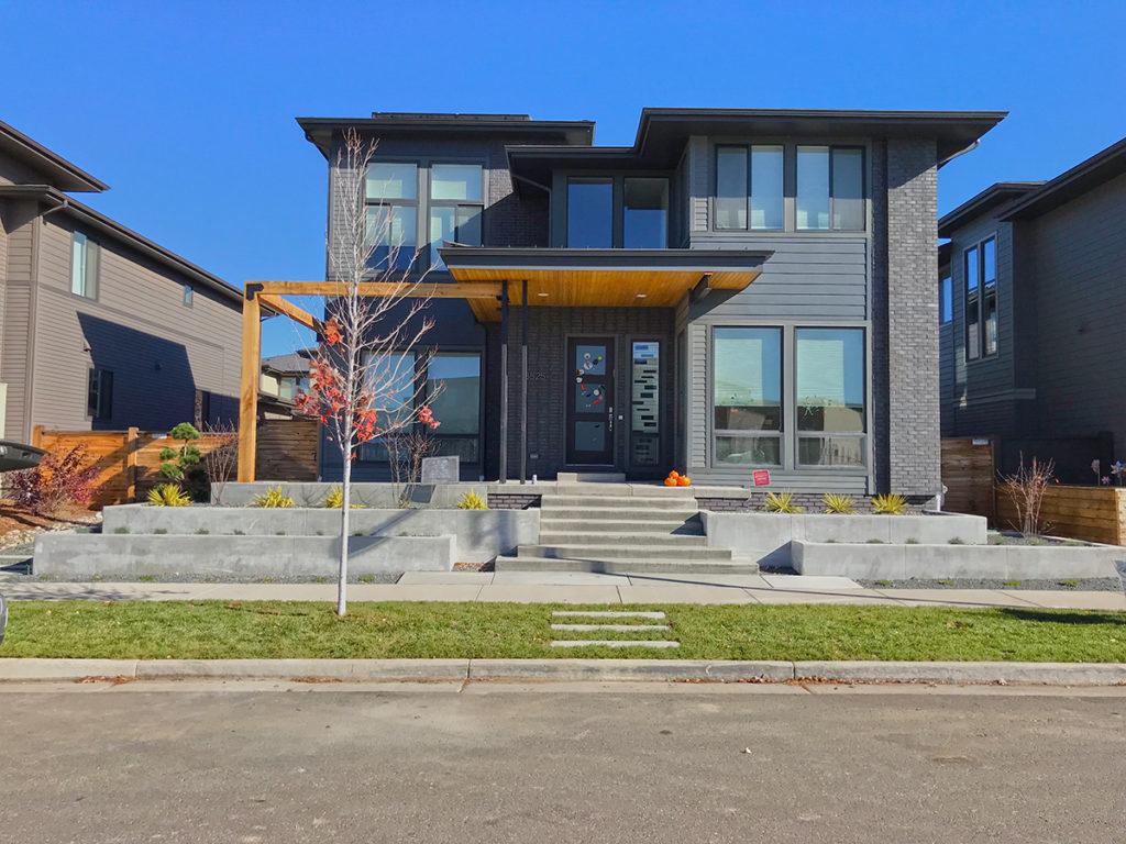 Modern Front Porch Sundial Designs